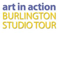art, in, action, burlington, studio, tour, fine, art,